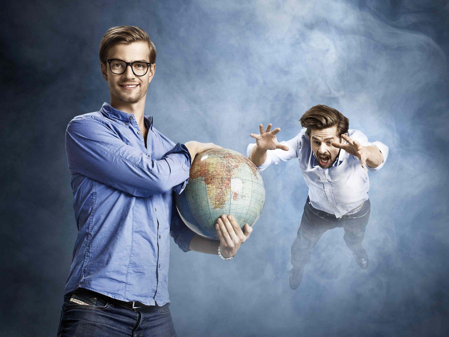 EINMALIGE VERWENDUNG TV/ Joko und Klaas/ Das Duell um die Welt/ ProSieben