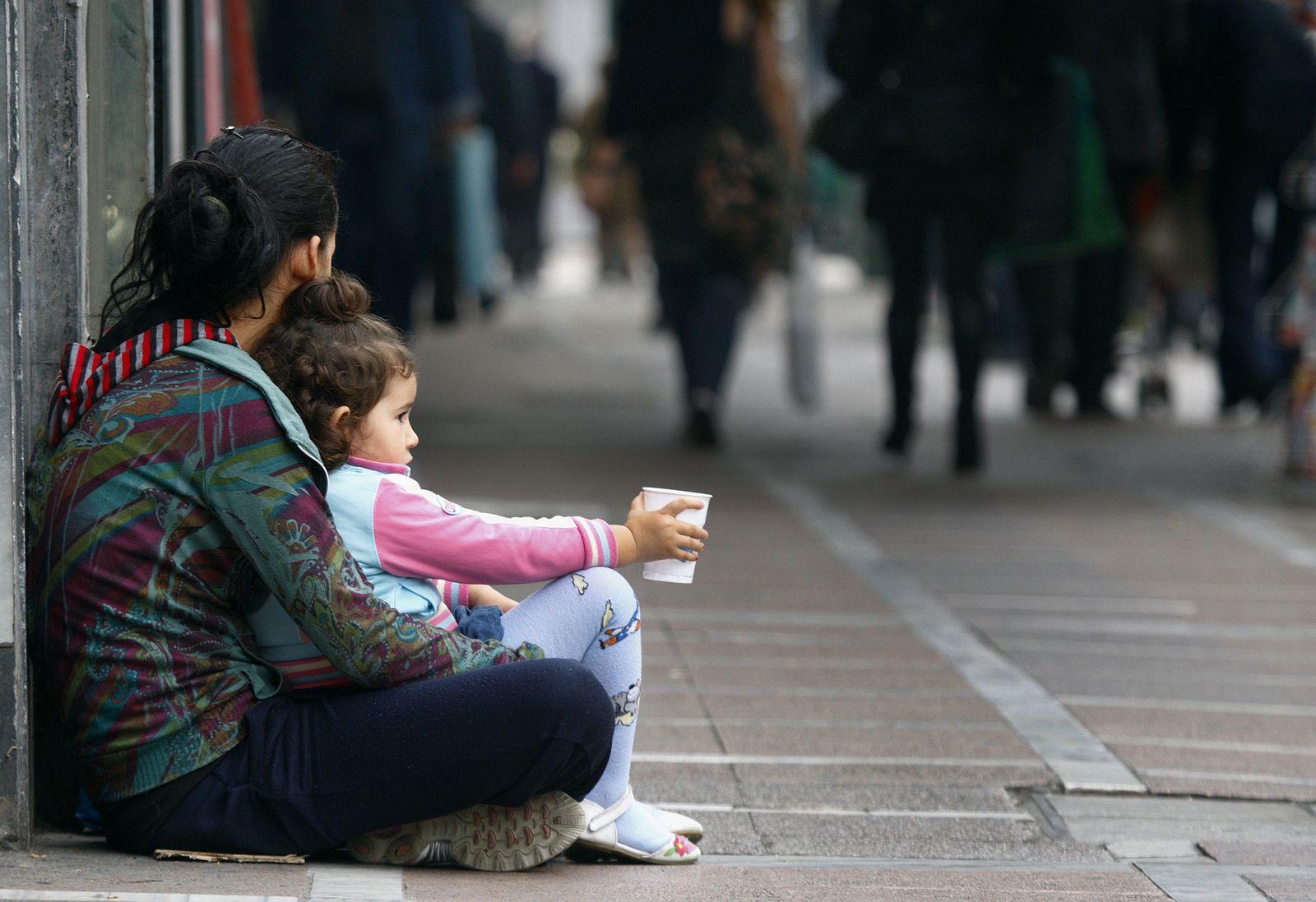 Griechenland / Armut