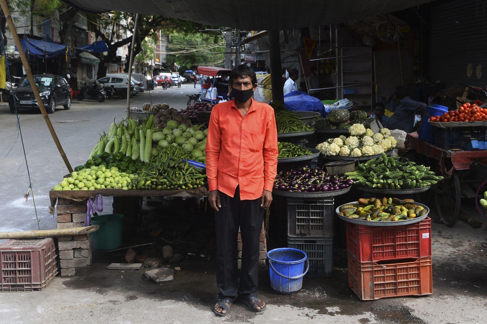 INDIA-HEALTH-VIRUS-MAYDAY-PHOTO ESSAY