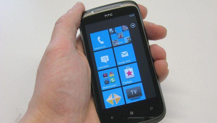 Windows Phone 7: Das können die Microsoft-Handys
