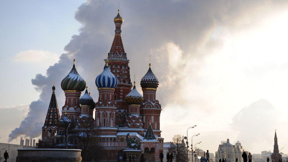 Moskau (Symbolbild)