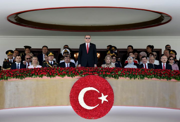 Turkish President Recep Tayyip Erdogan has ratcheted up tensions with the Kurds.