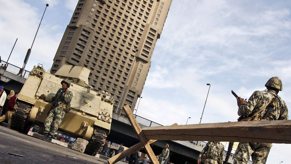 Militär in Kairo: Die Macht der ruhigen Hand