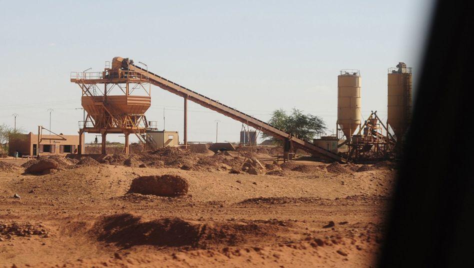 Uranmine in Niger: Woher stammt der deutsche Kernbrennstoff?