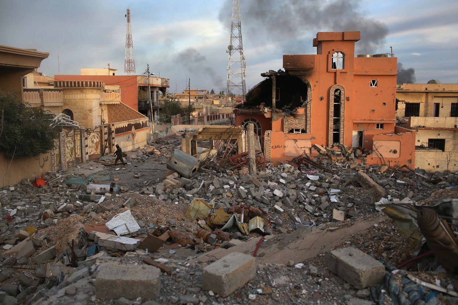 Sindschar/ Shingal/ Irak