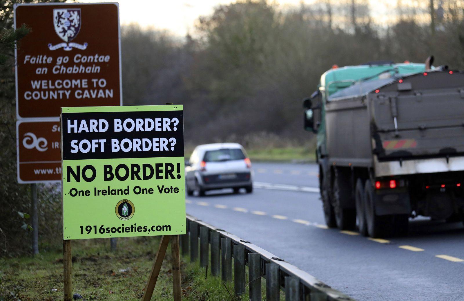 Brexit / Irland / Grenze