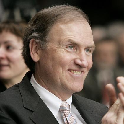 Robert Kimmitt, US deputy secretary at the Treasury Department.