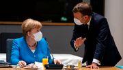 Merkel, Macron und Conte drohen mit Sanktionen wegen Libyenkonflikt