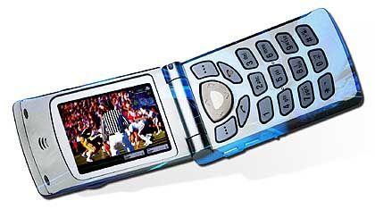 TV-Handy: Peanuts in der Jackentasche