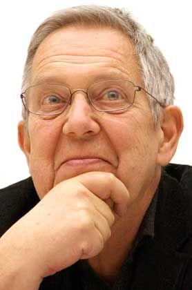 Dichter Gernhardt: Ironie und Vergnügen