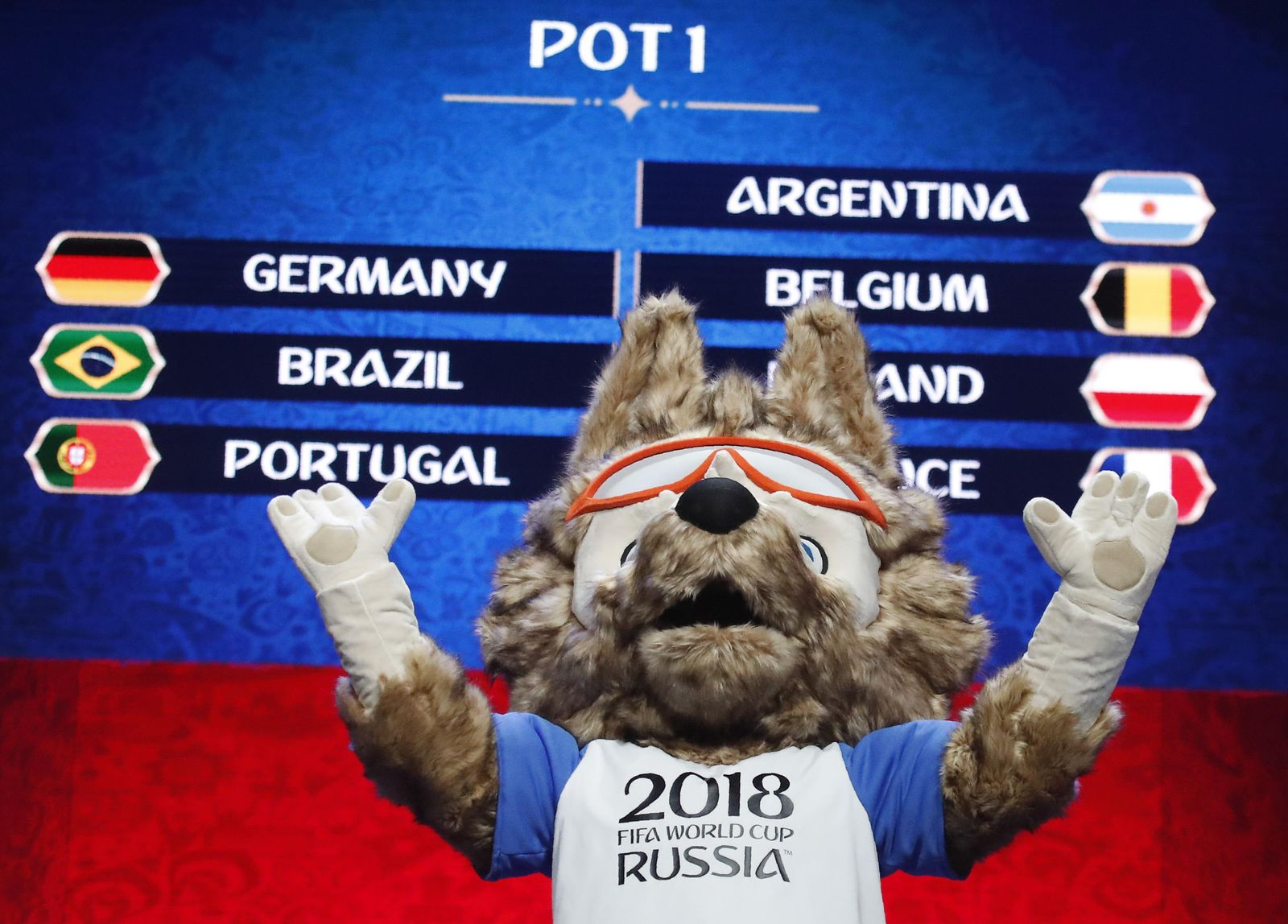 SOCCER-WORLDCUP/DRAW-PREVIEW