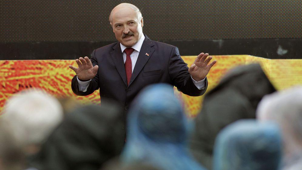 Parlamentswahlen in Weißrussland: Stimmen für Lukaschenko
