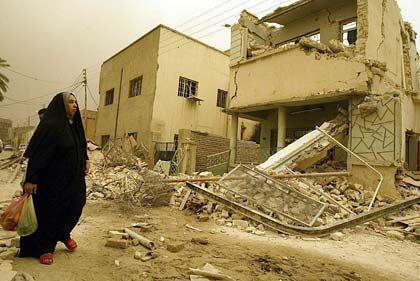 Krieg gegen den Irak: Überhöhtes Bedrohungsszenario