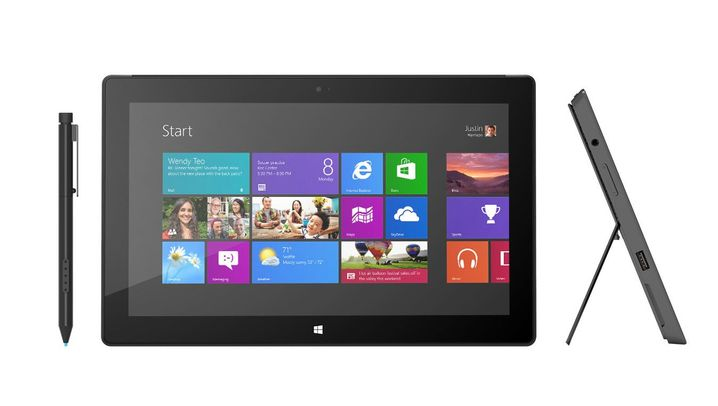Surface mit Windows 8 Pro: Das ist Microsofts Tablet-PC