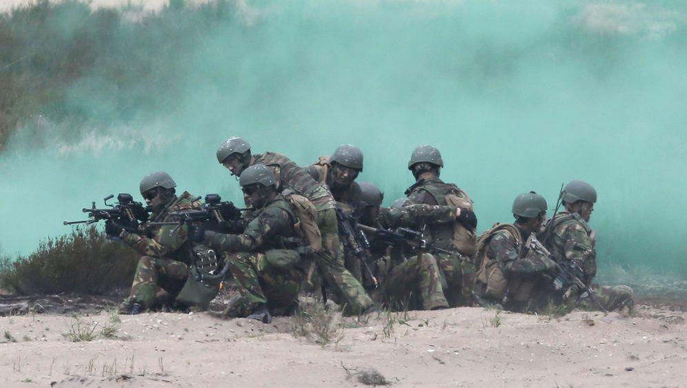 Nato-Übung in Polen: Schnelle Eingreiftruppe probt den Ernstfall