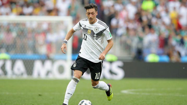 Mesut Özil: Der Rückzug