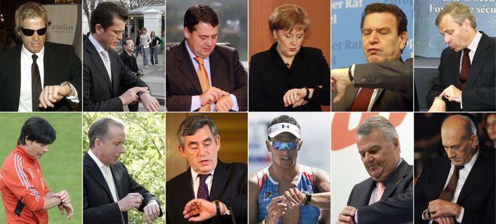 Zeitverwirrung: Nicht nur Normalbürger, sondern auch zahlreiche Prominente leiden unter der Zeitumstellung. Vom bayerischen Ministerpräsidenten Horst Seehofer ist bekannt, dass er 2014 ein Telefonat mit der Kanzlerin verschlief, weil er den Beginn der Sommerzeit vergessen hatte.