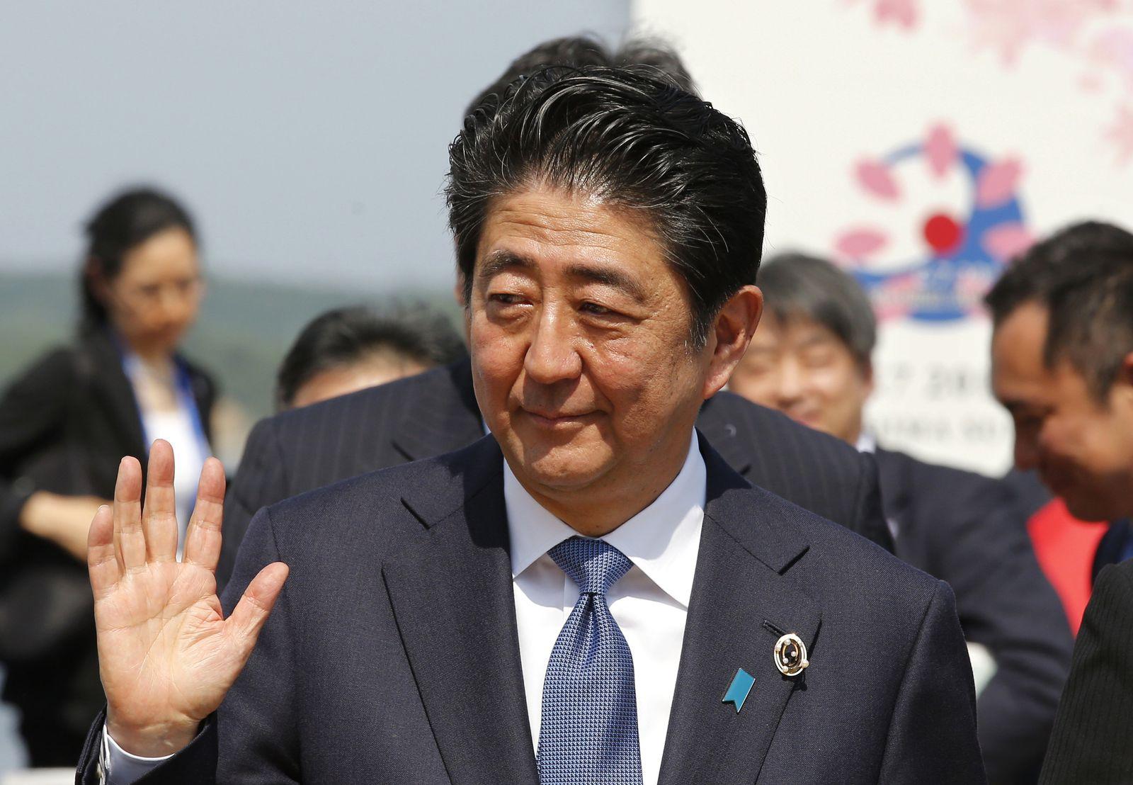 G7 des Grauens/ 2017/ Japan G7 Summit