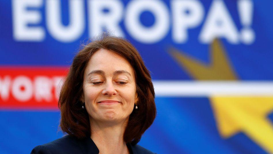 Justizministerin Katarina Barley: Irre sympathisch