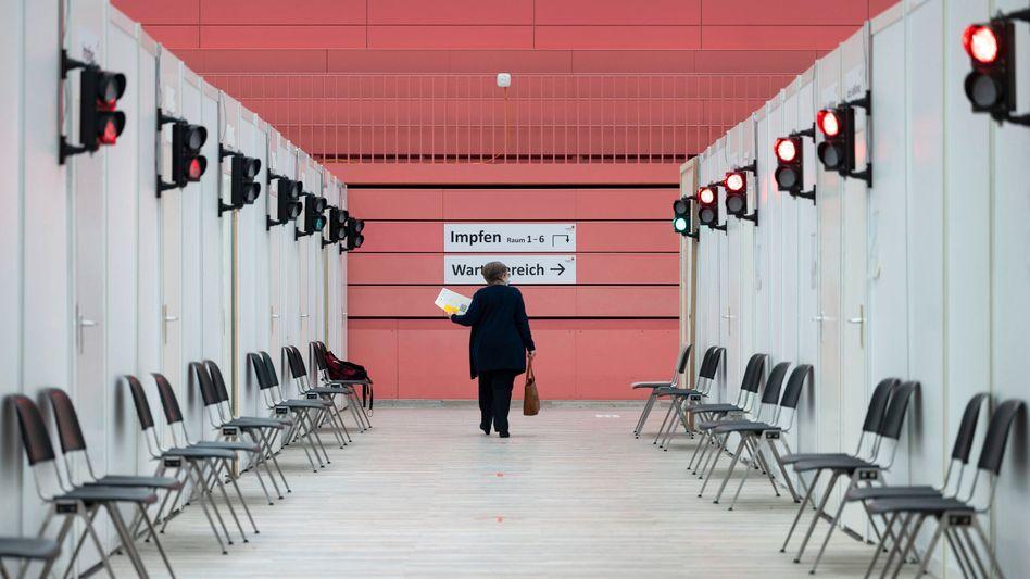 In Deutschland sind mittlerweile 62 Prozent der Bevölkerung vollständig geimpft