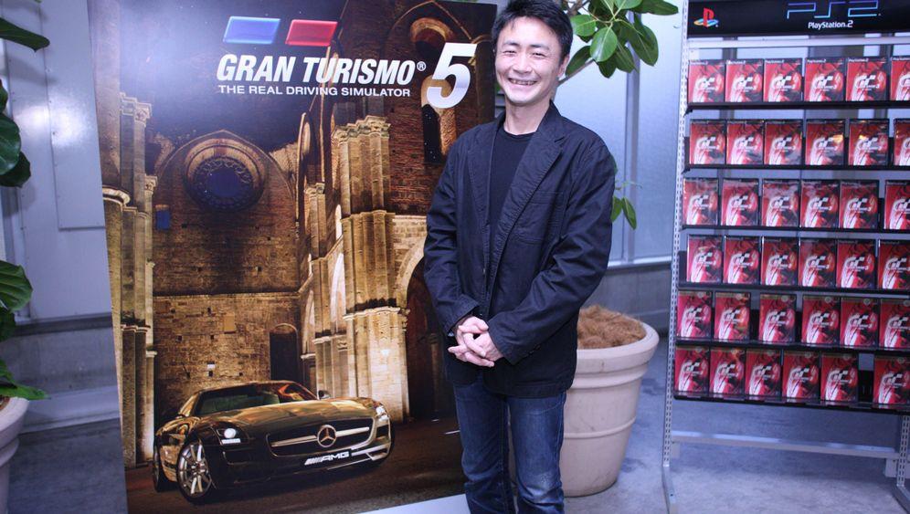 """Gran Turismo 5"": Perfektionismus-Rennen"