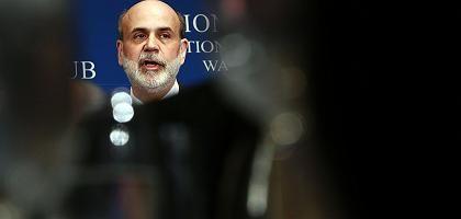Fed-Chef Bernanke: Alles tun, um der Konjunktur auf die Beine zu helfen