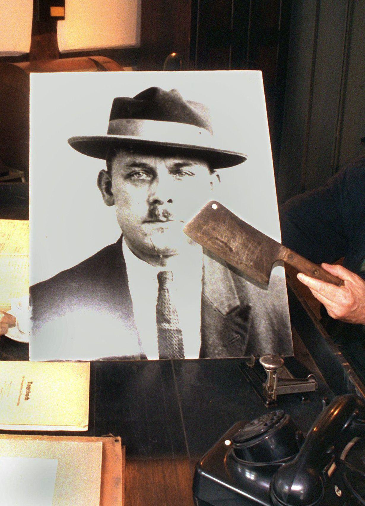 Serienmörder Fritz Haarmann