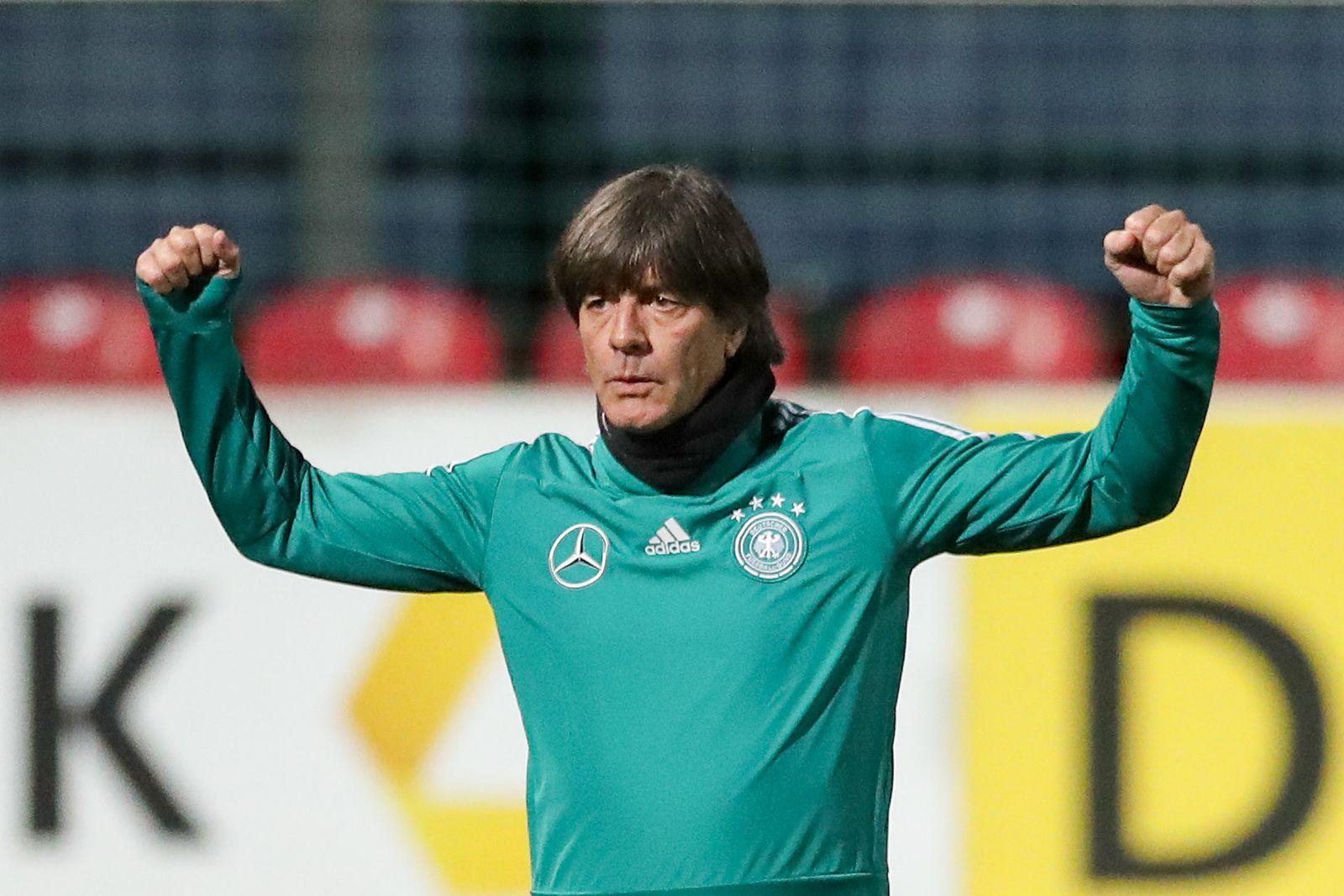 Joachim Löw Vor Länderspiel Deutschland - Russland