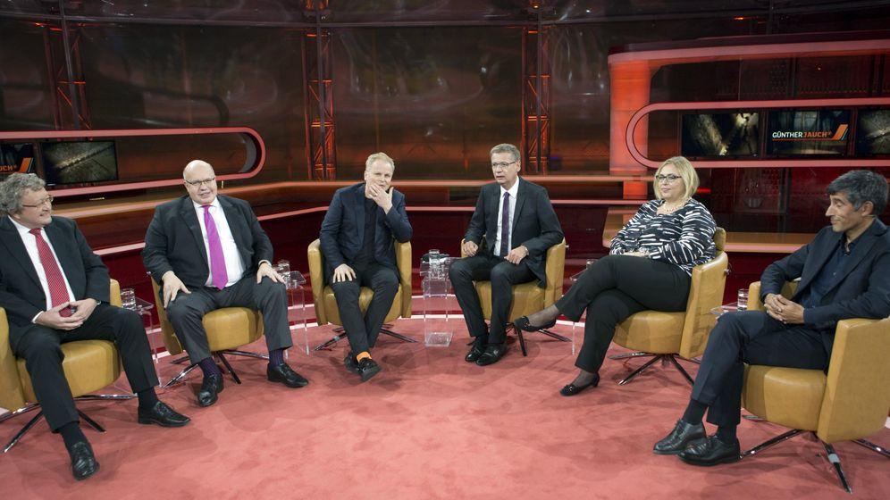 "Flüchtlings-Talk bei Jauch: ""Schaffen wir's?"""