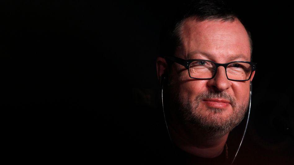 Lars von Trier in Cannes 2011: Will sich nie wieder öffentlich äußern