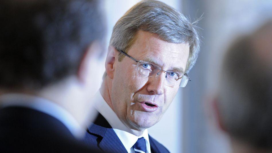Bundespräsident Wulff: Im politischen Zwielicht?