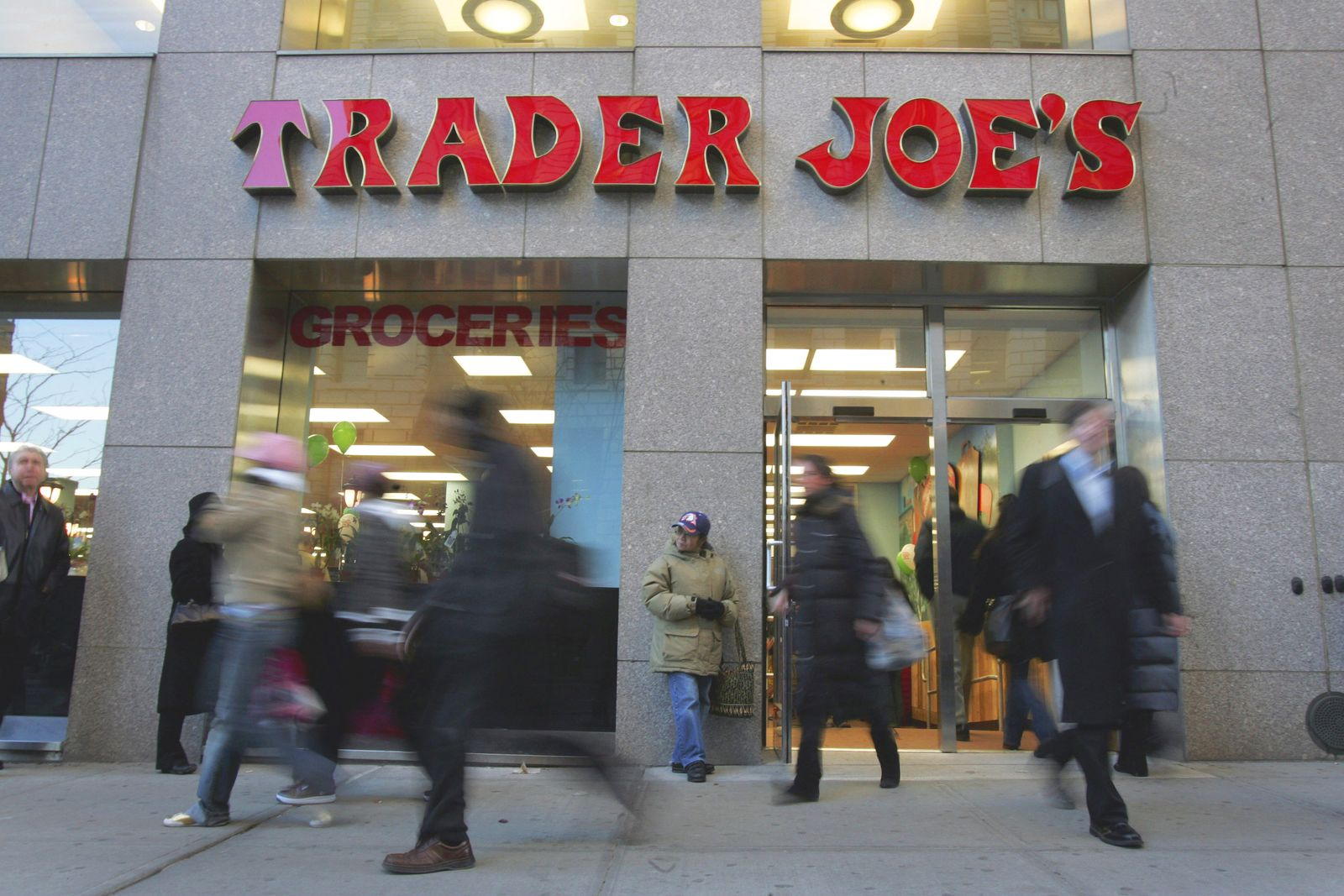 Trader Joes / Filiale New York City