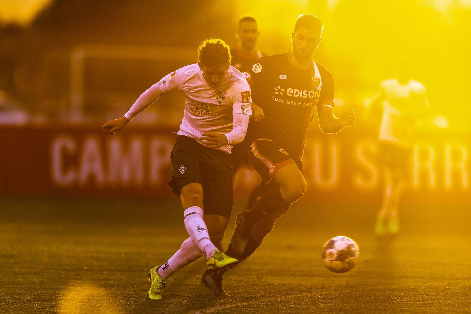 SV Werder Bremen v AC Monza - Friendly Match