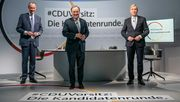Kein Witz: Die CDU wählt einen neuen Vorsitzenden