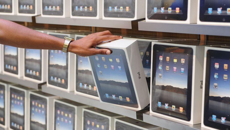 Verkaufsschlager iPad: Das neue Modell wird nicht mehr lange auf sich warten lassen