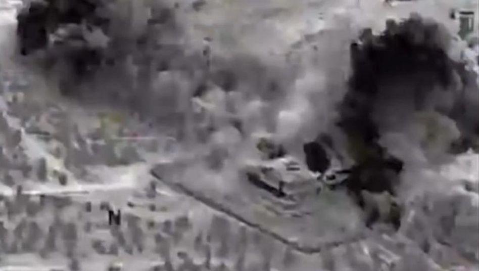 US-Angriff auf Nusra-Camp in Syrien: Der Ex-Agent hat die Attacke überlebt