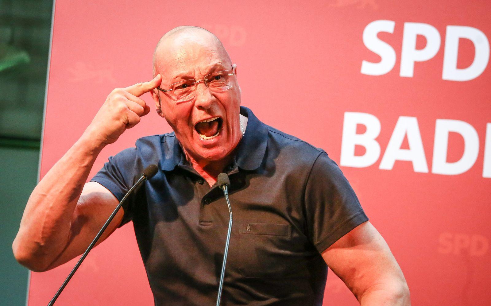 Parteitag SPD Baden-Württemberg