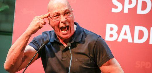 Uwe Hück: Ex-Porsche-Betriebsrat verlässt SPD nach 40 Jahren