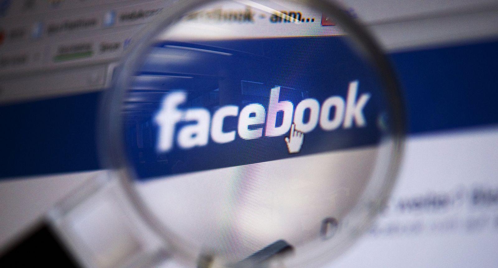 Facebook Symbolbild