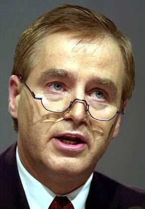 Noch-Vorstand Maichel: Selbst Mitglied der CDU