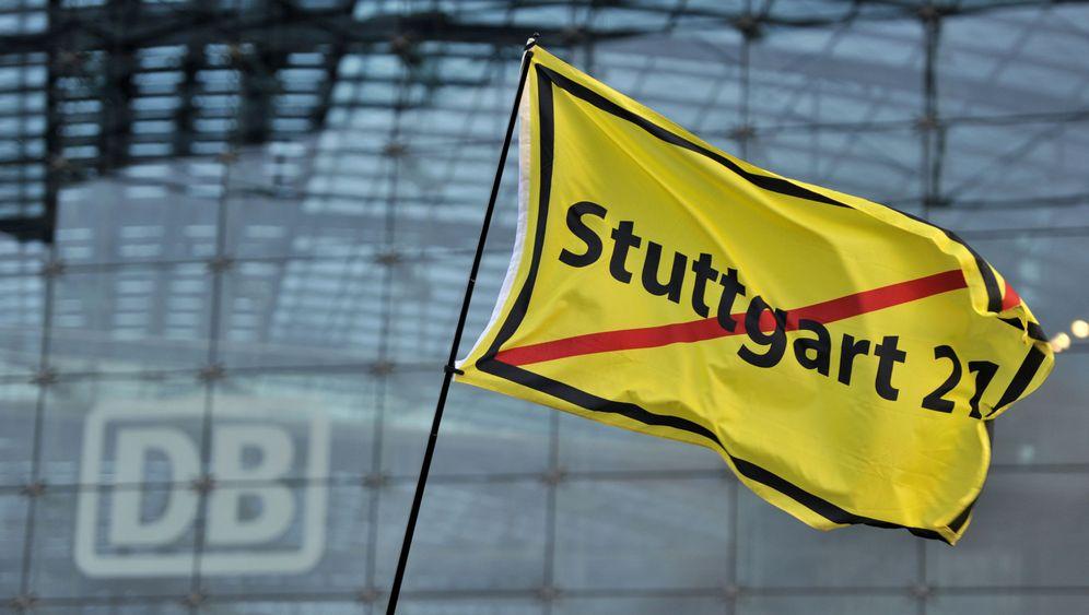 Bahnhofszwist: Der S21-Kampf