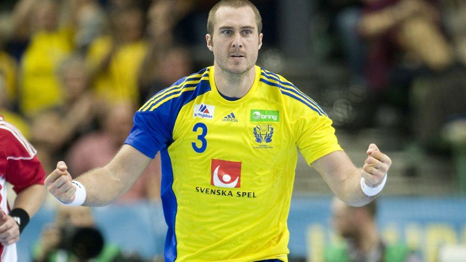 Schwedischer Nationalspieler Gustafsson: Leichtes Spiel mit der Slowakei