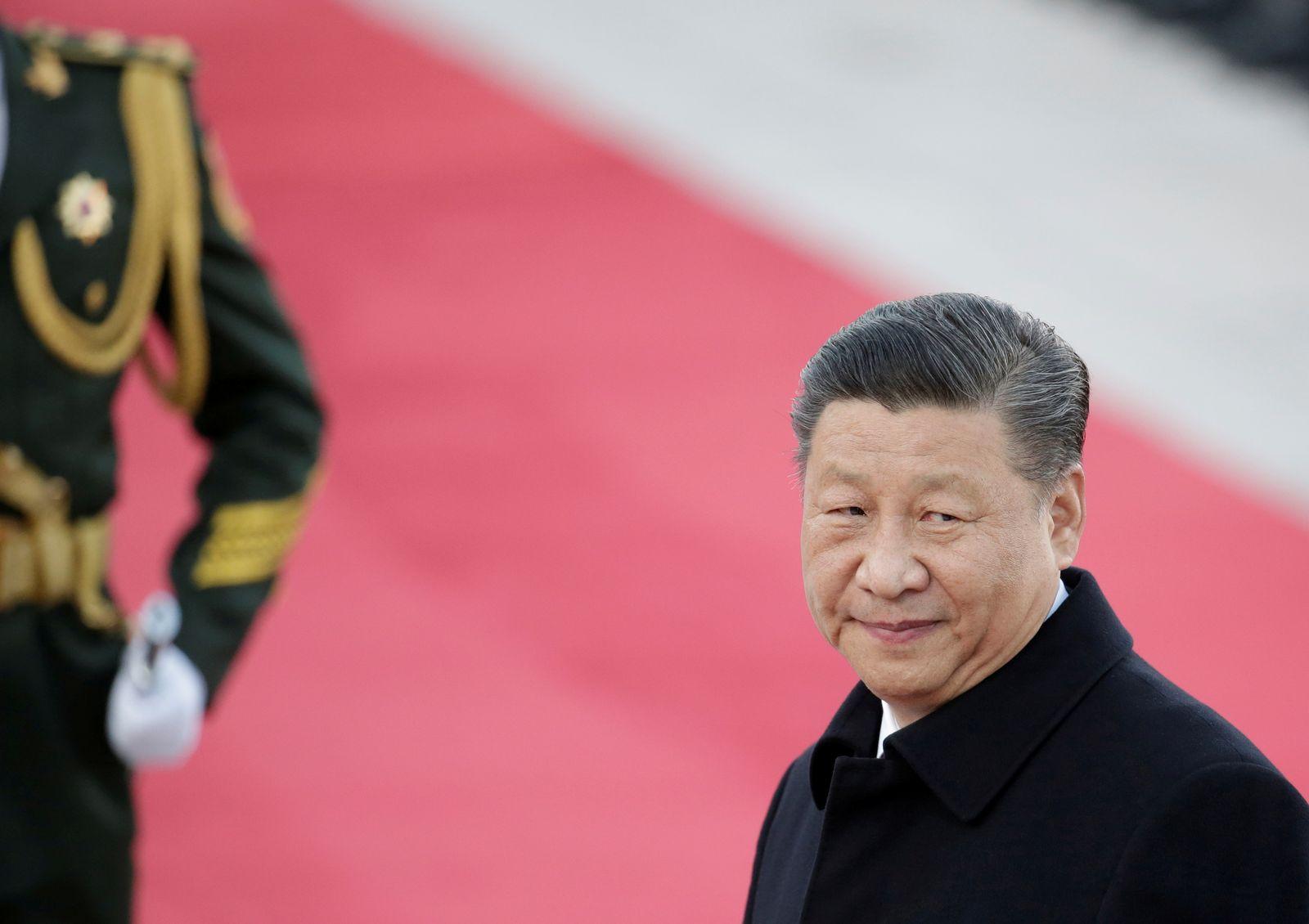CHINA-POLITICS/PLENUM -lage