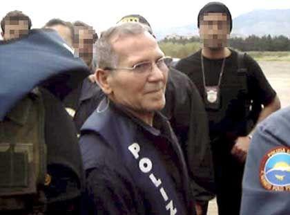 "Mafia-Boss Provenzano: Nach dem ""Boss der Bosse"" wandern weitereSizilianer ins Gefängnis"