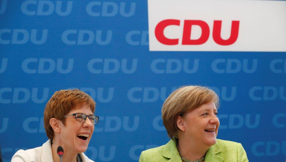 Annegret Kramp-Karrenbauer: Die Parteisoldatin im Bendlerblock