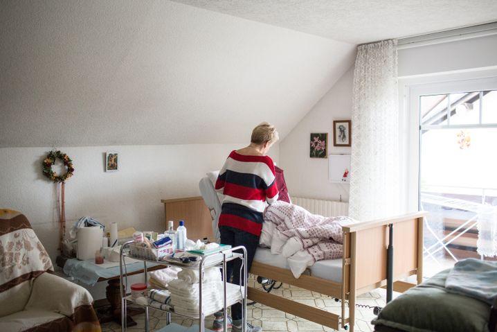 Polnische Pflegerin Bogdanska: Auch in Deutschland ist die globale Arbeitsmigration Grundlage der Dienstleistungsökonomie