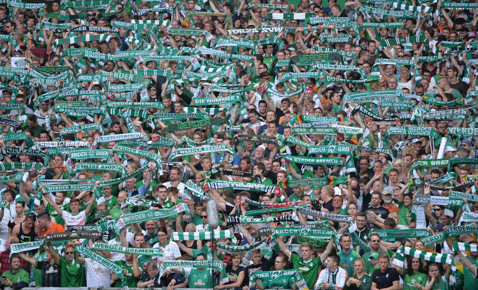 SV Werder Bremen Fans