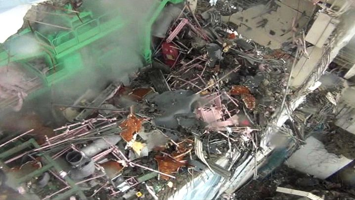 Atom-Ruine Fukushima: Kaskade der Hiobsbotschaften