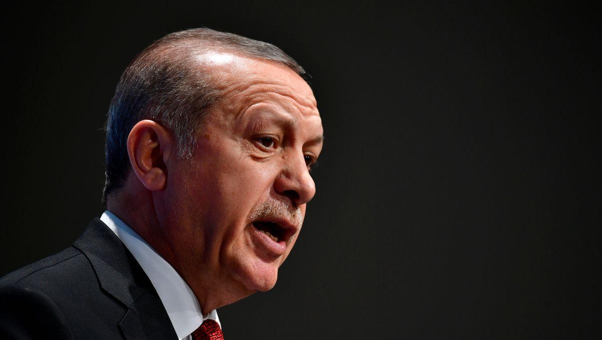 Recep Tayyip Erdogan attackiert EGMR wegen Demirtas-Entscheidung - DER  SPIEGEL