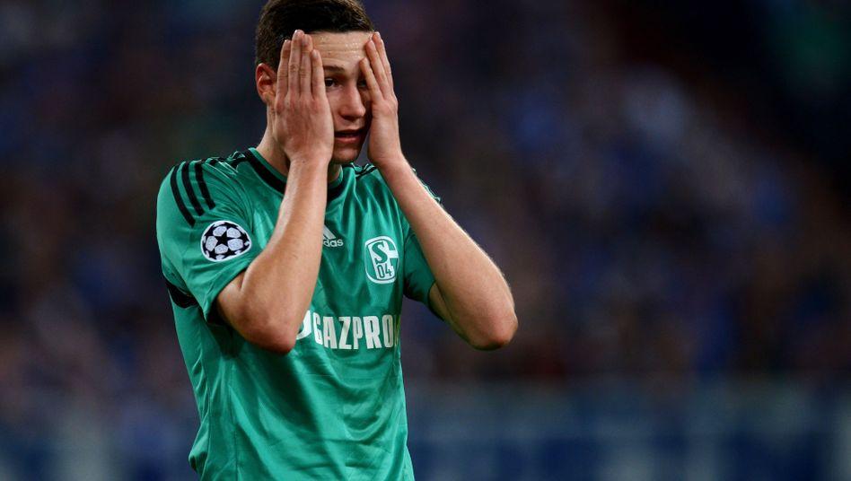 Schalke-Profi Draxler: Harmlos geblieben